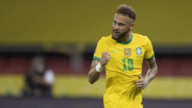 Neymar se aproxima de Pelé! Veja a lista dos maiores artilheiros da história da Seleção