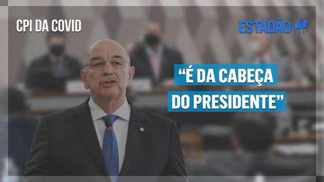 """Osmar Terra: """"Primeira vez que ouvi 'isolamento vertical' foi de Bolsonaro"""""""
