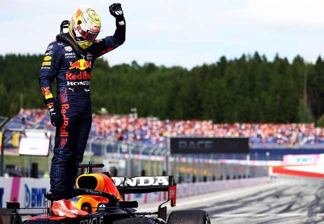 Análise da F1: Verstappen humilha Hamilton no GP da Áustria