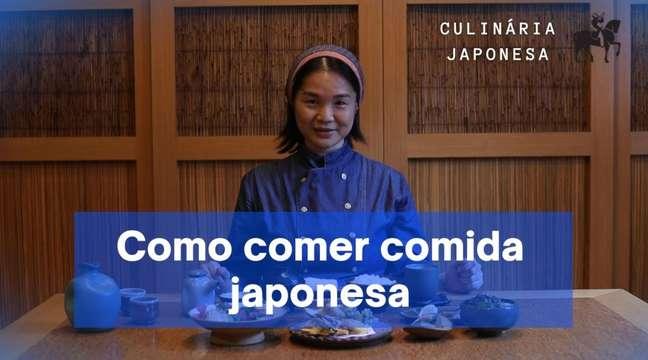 Etiqueta: como comer comida japonesa sem passar vergonha