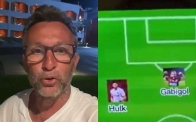 Craque Neto monta convocação ousada para a Seleção Brasileira