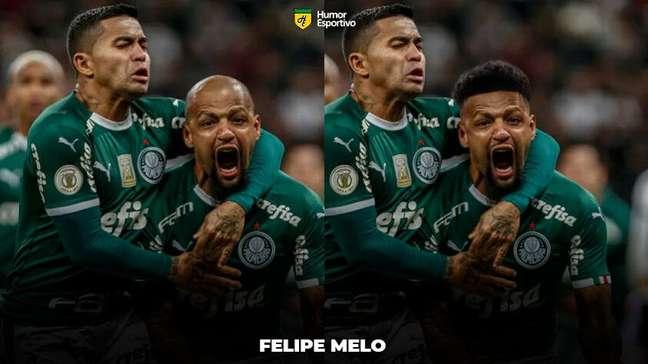 Jogadores carecas da Série A do Brasileirão ganham cabelo em montagens