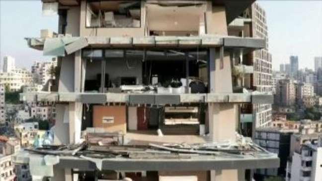 Um ano de explosão em Beirute: 'Por muito tempo ainda imaginei ver corpos nas ruas'