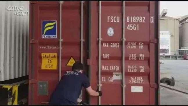 Receita Federal apreende mais de 260kg de cocaína no Porto de Paranaguá