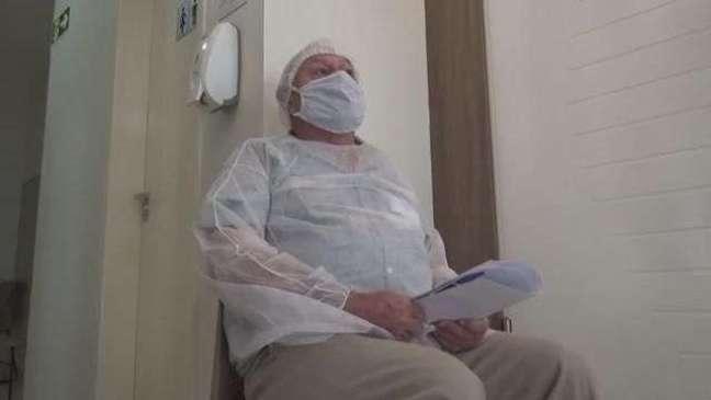 Mutirão para cirurgia de catarata é realizado em Toledo