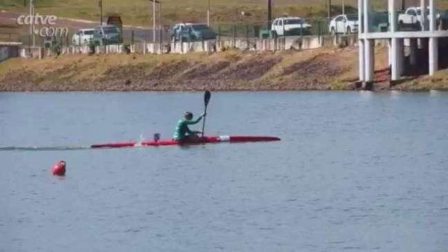 Atletas da CRC Cascavel ficam nas primeiras colocações em seletiva de canoagem
