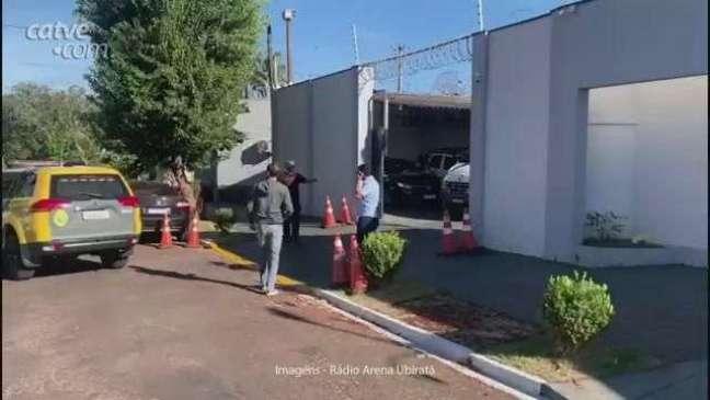 Presos são transferidos e Cadeia de Ubiratã encerra as atividades
