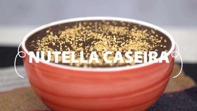 Nutella Caseira