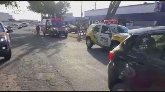 Trabalhadora sofre contusões no crânio após ser agredida em Cascavel