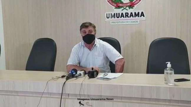 Prefeito de Umuarama se defende após início da Operação Metástase
