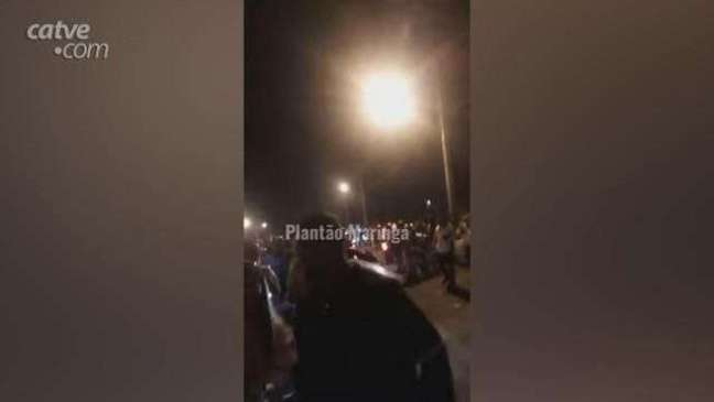 Festa clandestina termina com tentativa de homicídio em Maringá