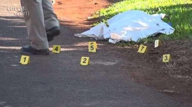 Em 12 horas, três homicídios são registrados em Foz do Iguaçu