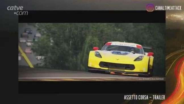 Real x Virtual - com Abarth no Autódromo di Modena.mp4