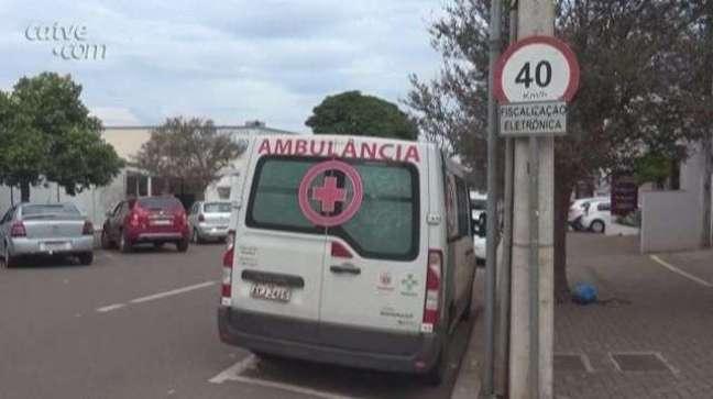Veículos oficiais da saúde estão isentos de pagar estacionamento em Cascavel