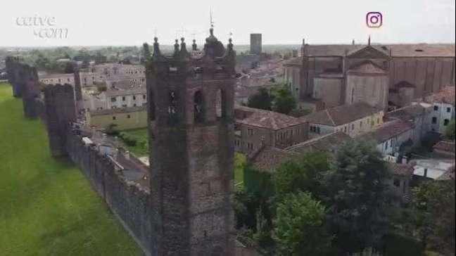 Vlog #006 -Gravando na cidade medieval