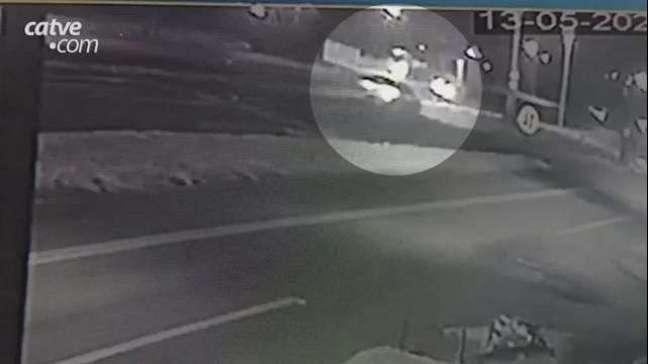 Motorista fica em estado grave após acidente na BR 277 em São Miguel do Iguaçu