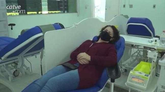 Hemocentro de Cascavel realiza campanha de doação de sangue