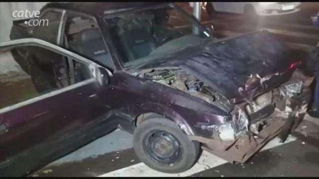 Motorista embriagado é detido ao se envolver em batida em Toledo