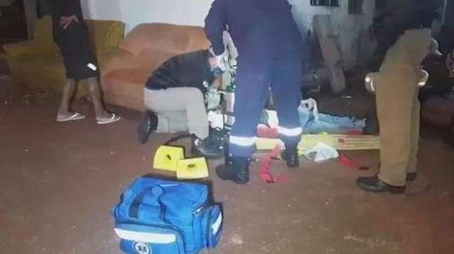 Dois homens são esfaqueados no Bairro Interlagos