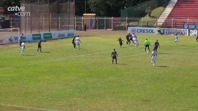 Toledo perde e é rebaixado. FC Cascavel vai enfrentar o Maringá na 2ᵃ fase