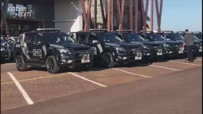 Nivelamento de tropas da PM ocorre nesta segunda-feira (17) em Cascavel