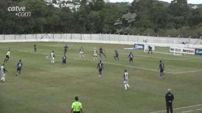 Azuriz surpreende o Operário e fica a um empate da semifinal do Paranaense