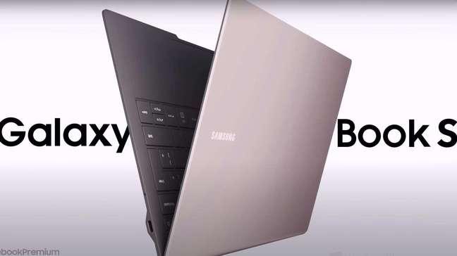 Conheça o Galaxy Book S da Samsung