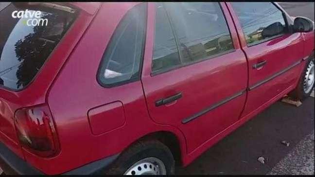 Carro furtado é recuperado pela PM em Toledo