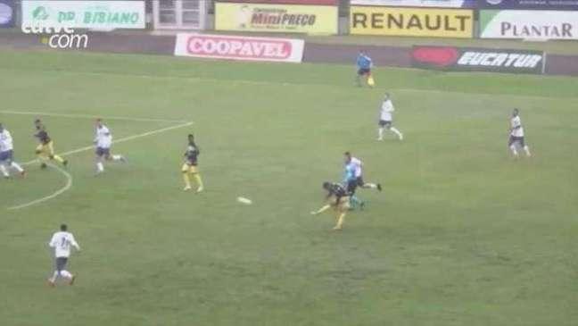 FC Cascavel bate o Caxias e conquista primeira vitória na Série D 2021