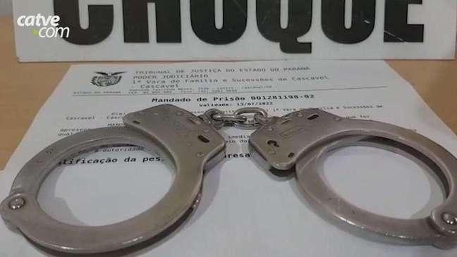 Homem de 43 anos é detido por falta de pagamento a pensão alimentícia