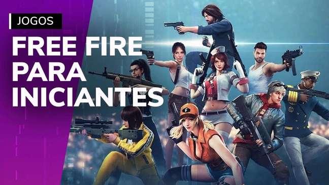 Aprenda a jogar Free Fire: dicas para iniciantes