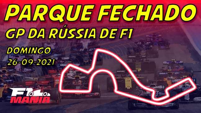 Parque Fechado: tudo sobre o GP da Rússia de F1