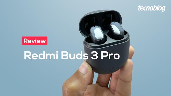 Análise do Xiaomi Redmi Buds 3 Pro (AirDots 3 Pro)