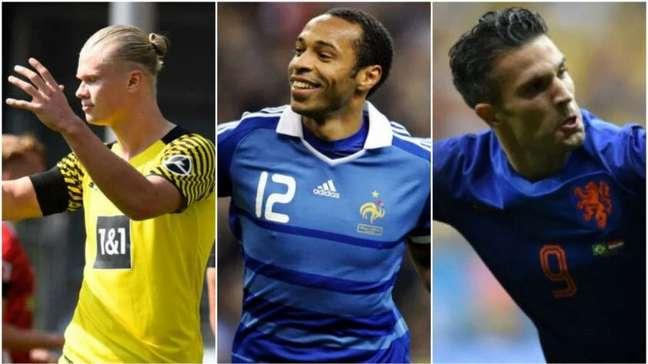 Confira jogadores internacionais que vestiram por carinho camisas de clubes brasileiros