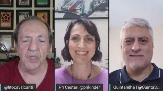 Análise GP da Itália com Lito, Priscila e Quintanilha