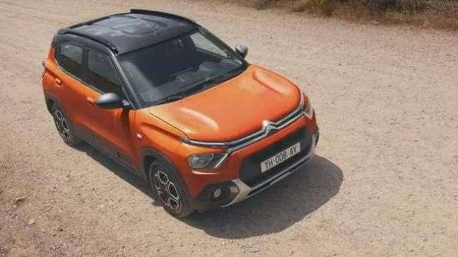 Veja o primeiro vídeo do novo Citroën C3