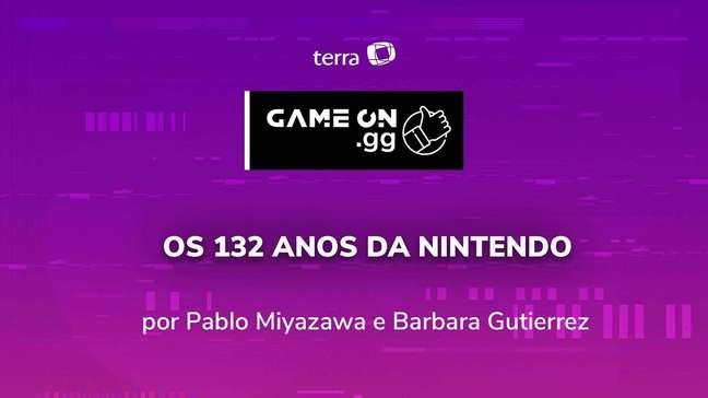 ON.GG: Nintendo completa 132 anos