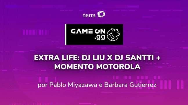 ON.GG: Bate papo com DJ Liu e Santti