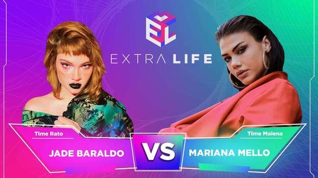 Jade Baraldo e Mariana Mello lutam em Street Fighter
