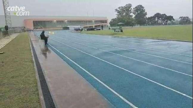 Provas de atletismo dos Jogos da Juventude acontecem em Cascavel